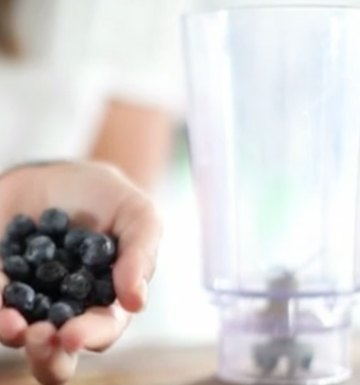 Berry Antioxidant-Rich Smoothie