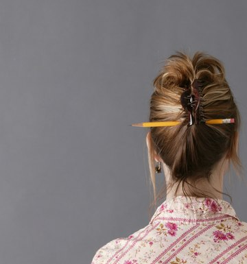 Does Wearing Your Hair Up Make It Grow Faster?
