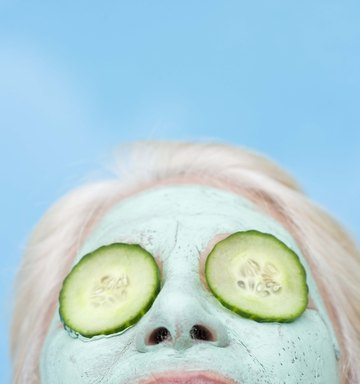 What Can Replace Cucumber in a Face Mask?
