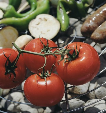 Carbon-Based Foods That Humans Eat