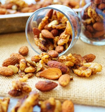 5 Tips For Making A Healthier Trail Mix