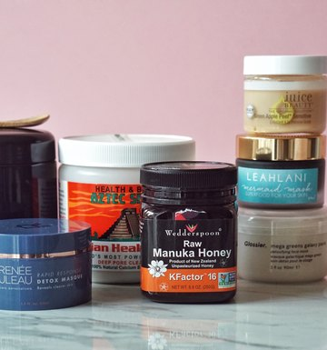 Beauty Brief: Face Masks You Should Use Before Your Period To Stop Breakouts