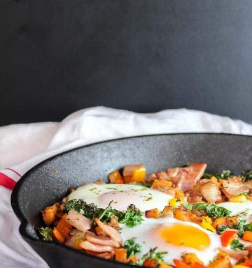 3 One Pan Breakfast Ideas For An Easy Morning
