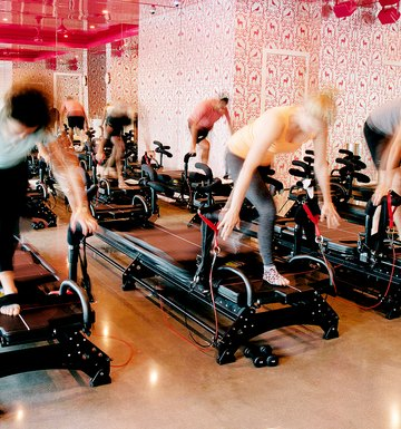 These Are The Top Fitness Studios In Los Angeles