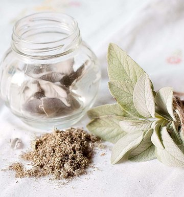 How to Dry Sage