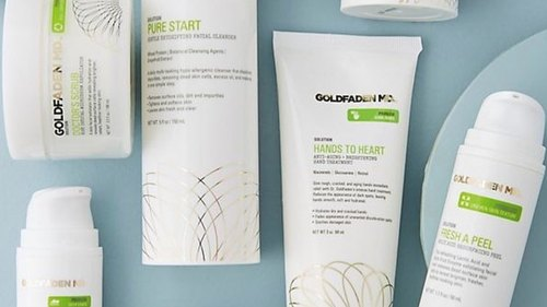 Beauty Brief: Goldfaden MD's Dermatologist Developed Natural Skincare