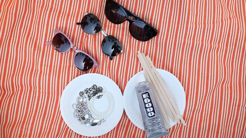 DIY Sunnies 3 Ways