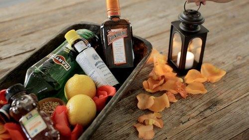 Coriander Simple Syrup