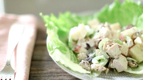 The Waldorf Salad