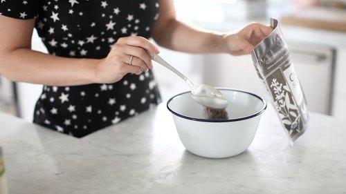 Creamy Coconut Chia Pudding