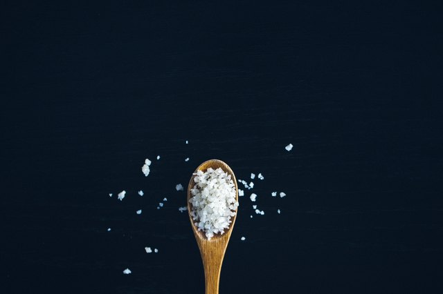use sea salt outside of the kitchen