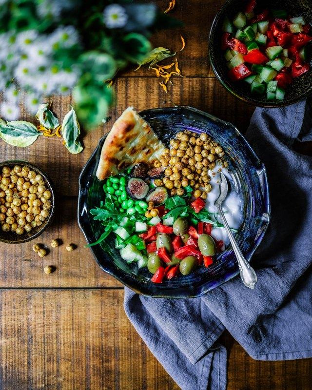TK ways to get enough protein if you're vegan