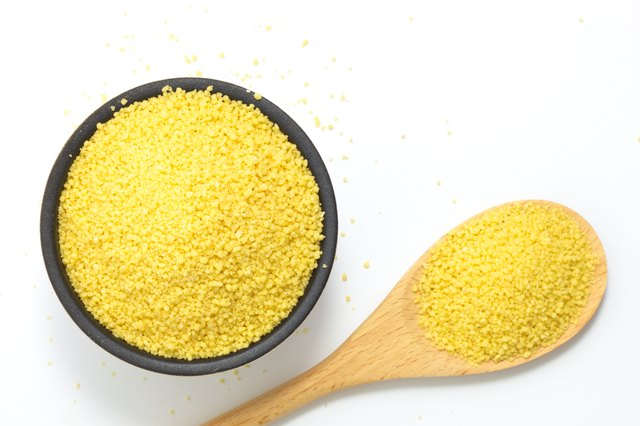 The Differences in Durum Flour and Semolina