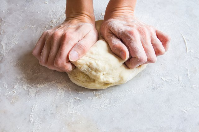 how to substitute bread flour for all-purpose