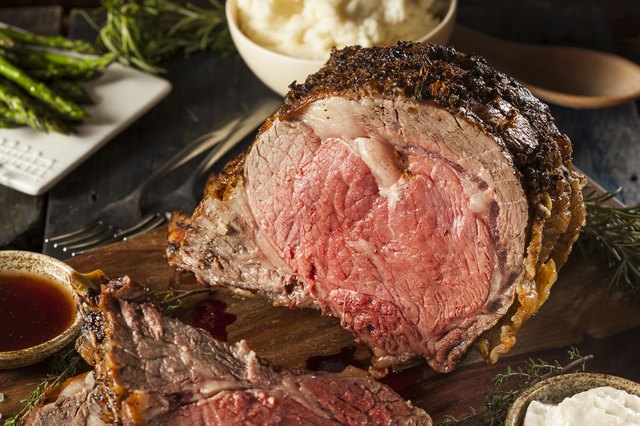 How To Cook Frozen Prime Rib Leaftv