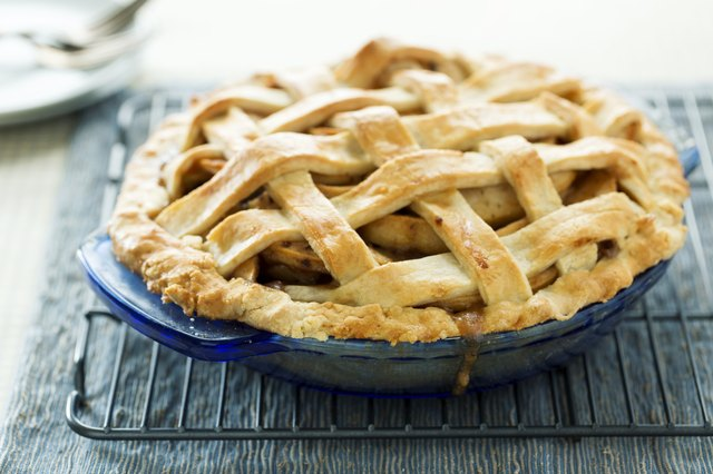 How to Cook Frozen Apple Pie