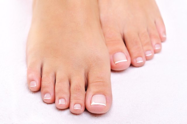 How To Smooth Rough Toenails
