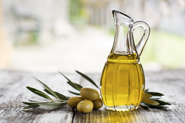 is olive oil good for hair regrowth