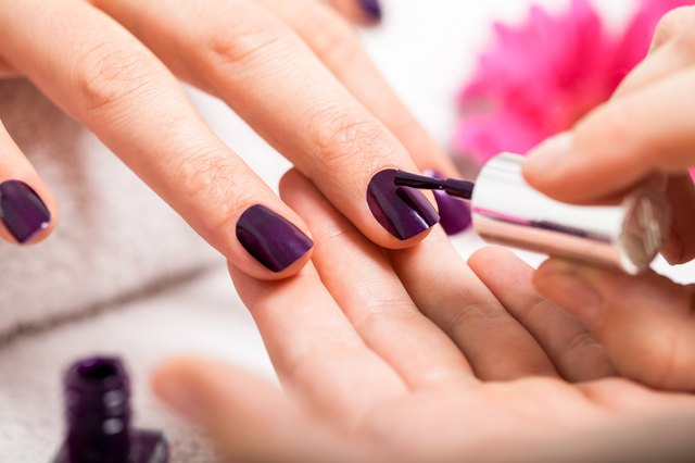 How To Fix Dried Out Nail Polish