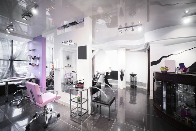 General information on lighting in a beauty salon leaftv for Ada beauty salon