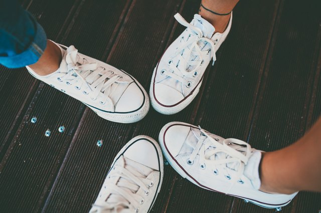White converses best friends