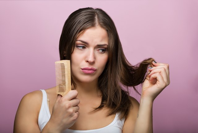 natural ways to repair damaged hair follicles