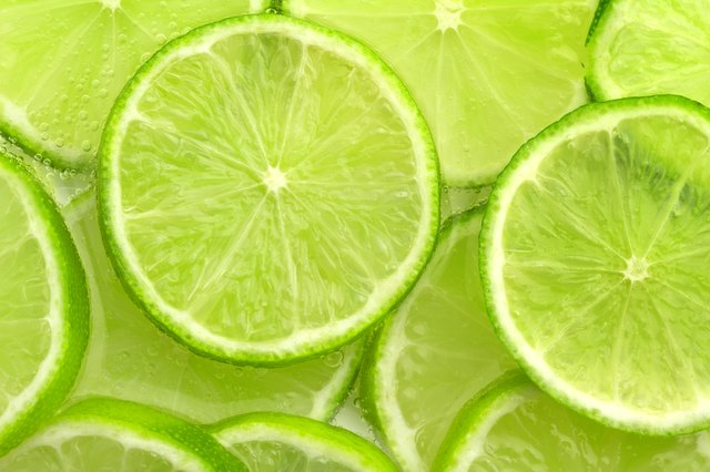 How to Put Lime on My Face Overnight