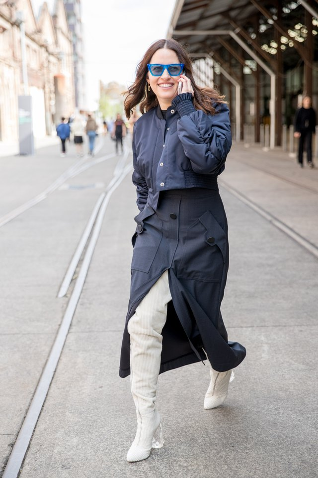 how to keep over the knee boots from slouching