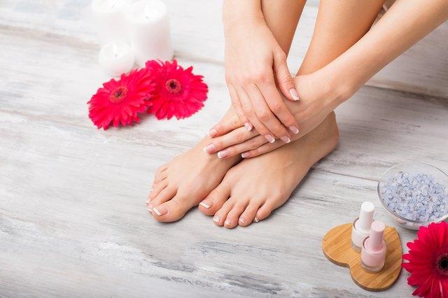 How To Lighten Skin On Hands Feet