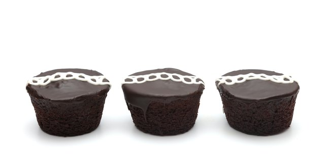 Little Debbie Chocolate Cupcakes