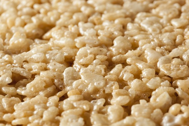 Marshmallow Crispy Rice Treat