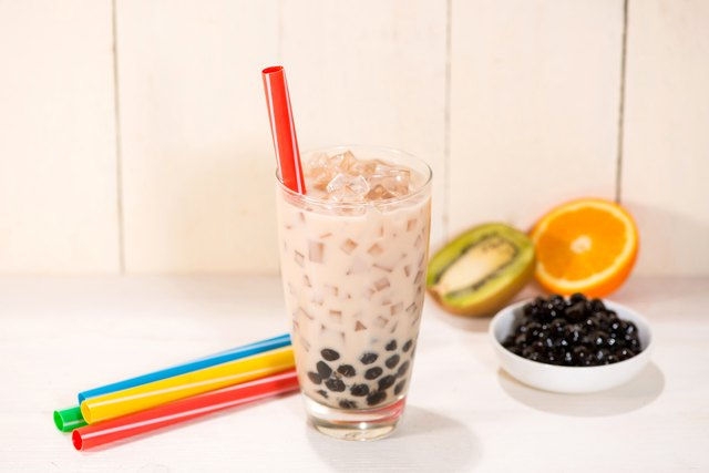 Boba or Bubble tea