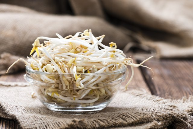 How To Freeze Bean Sprouts