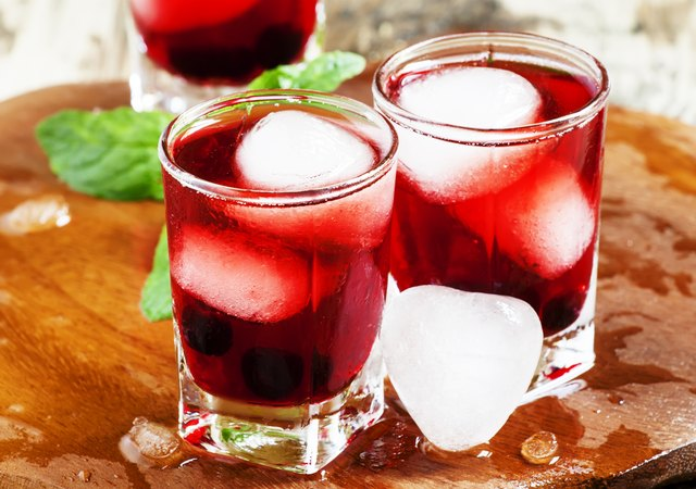 Plum Wine Drinks