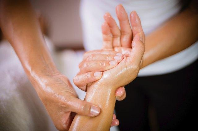Wrist Massage