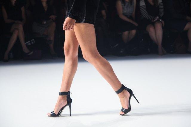 Fashion show runway