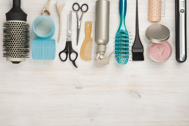 Cosmetology tools and accessories