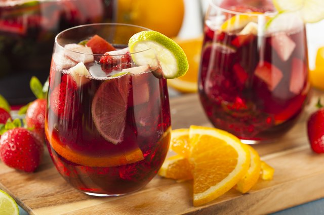 Homemade Jungle Juice