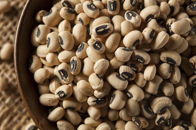 Organic Dry Black Eyed Peas