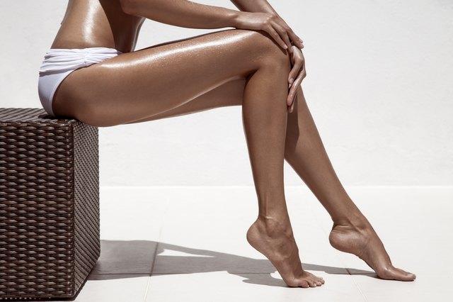 How to Make Your Legs Shine Like a Celebrity