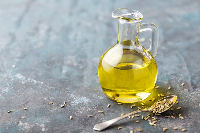 Fennel seeds oil
