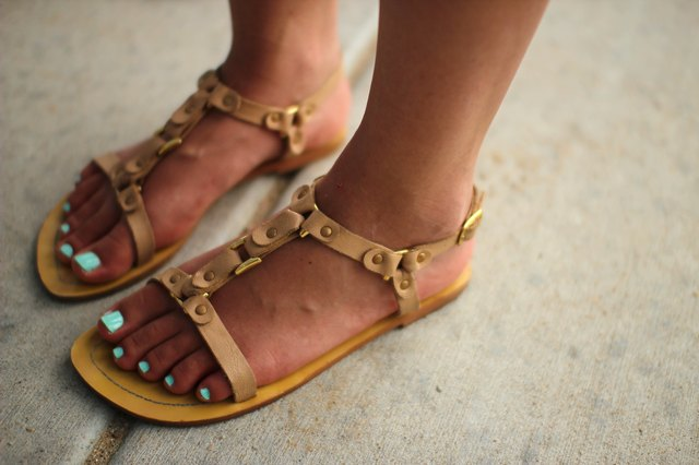 Sandals in the Summertime
