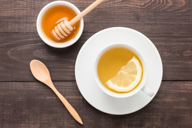 how to make the perfect cup of tea with honey