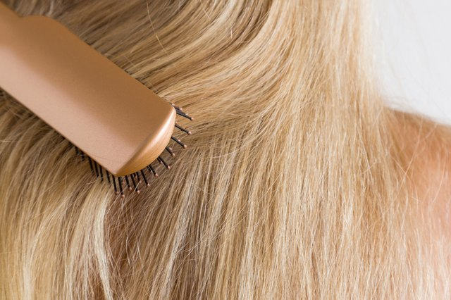 how to get dry wiry hair smooth