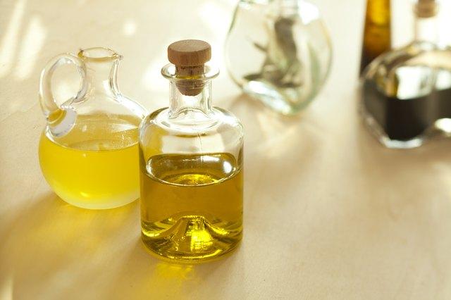 oil and balsamic vinegar