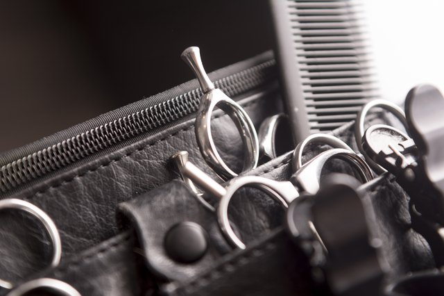 Hair Styling and Cutting Toolbelt