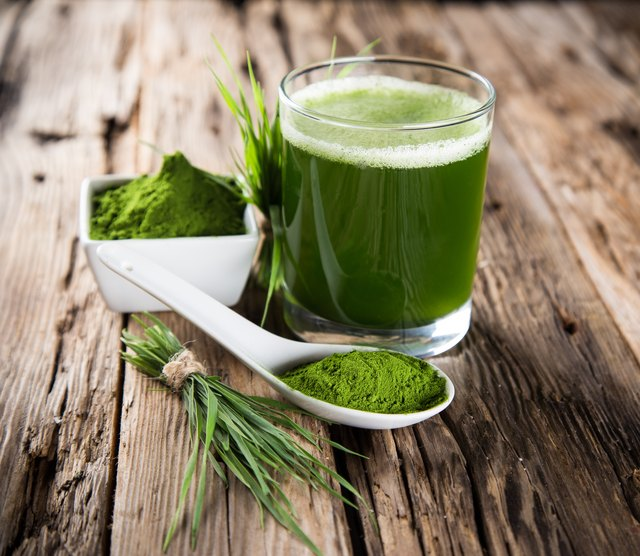 How To Cook Using Wheatgrass