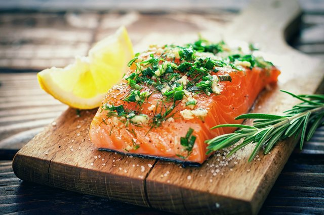 Salmon Fillet