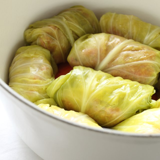 How To Freeze Stuffed Cabbage Rolls