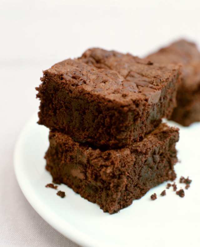 directions for using the perfect brownie pan